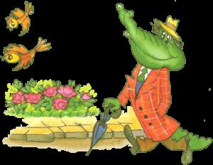 Сказка Крокодил