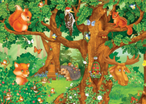 Леса-чудеса