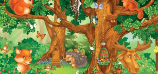 Леса чудеса