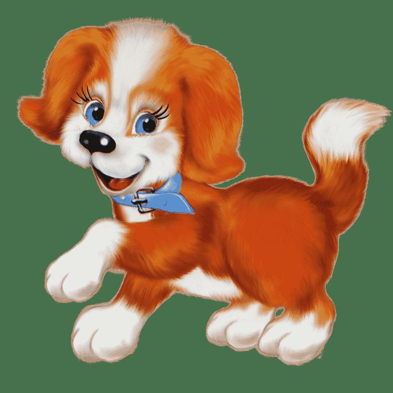 небольших картинка для малышей собака большая