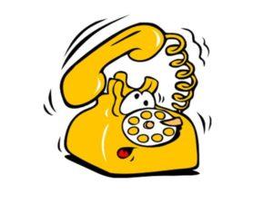 Почему телефон занят