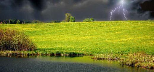 Как весел грохот летних бурь…