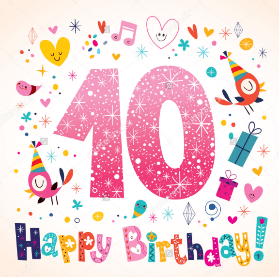 Изображение - 10 лет день рождения поздравления 10let