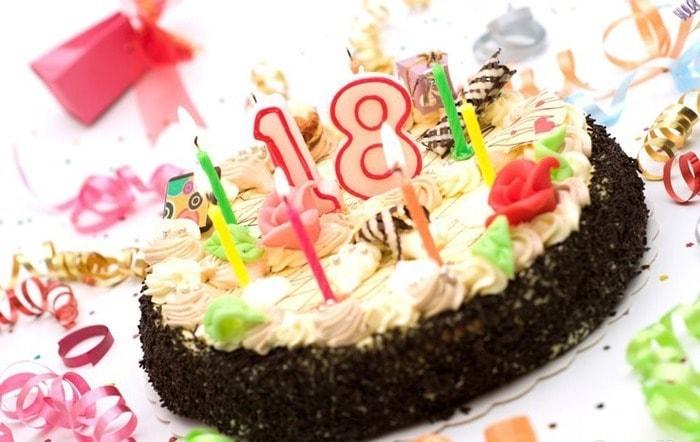 Поздравление с днем рождения любимому парню в прозе с 18