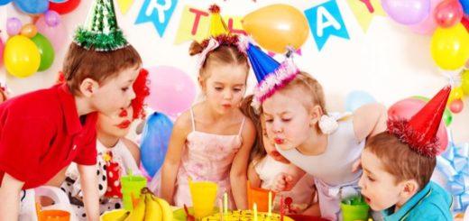 Детские стихи про день рождения