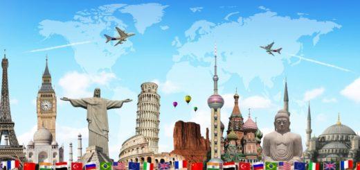 Загадки про страны мира и достопримечательности
