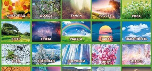 Загадки о природных явлениях